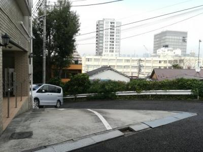 【駐車場】白金レジデンス