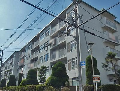 【外観】緑橋第二コーポ一号棟
