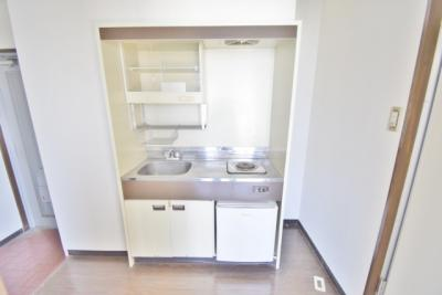 【キッチン】ハイツコッペリアⅠ