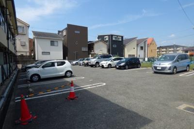 【駐車場】第2吉田文化
