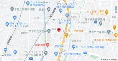 【地図】第2吉田文化