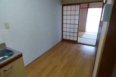 【居間・リビング】第2吉田文化