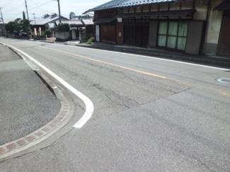 【土地図】安中市松井田町新堀 売地