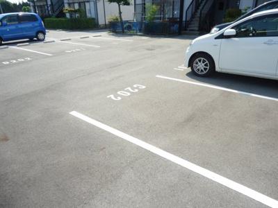 【駐車場】ウィンディアさの C