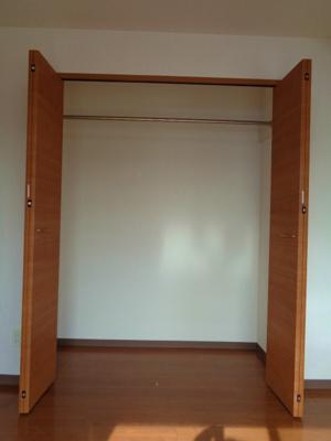 洋室7.2帖 クローゼット
