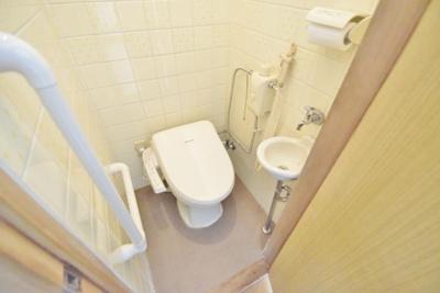 【トイレ】古町3丁目貸家
