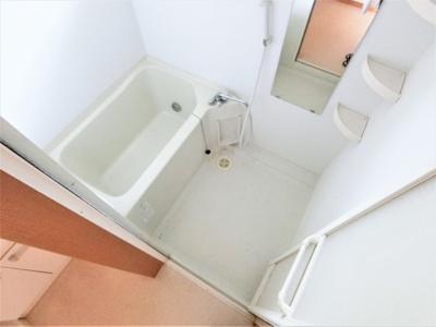 【浴室】サンハイツ早野新田