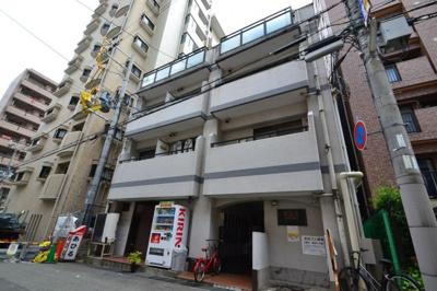【外観】ライオンズマンション六甲道
