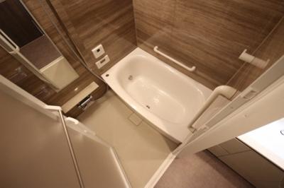 【浴室】ヌーヴェルワイズ灘駅前