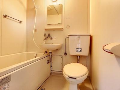 【浴室】那智ハイツ