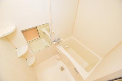 【浴室】堀江アージュ