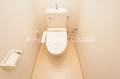 【トイレ】アルデールトモ北堀江