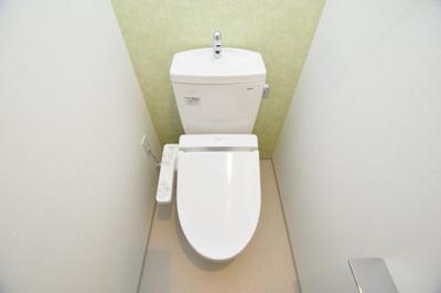 【トイレ】クリプトメリア日本橋