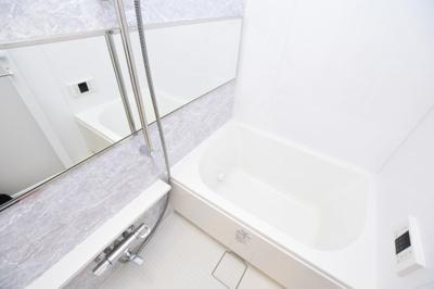 【浴室】FERVILE AWAZA ~フェールヴィル阿波座~