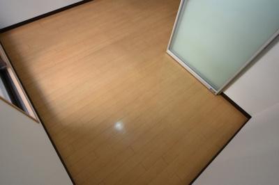 【寝室】日本橋コゥジィアパートメント