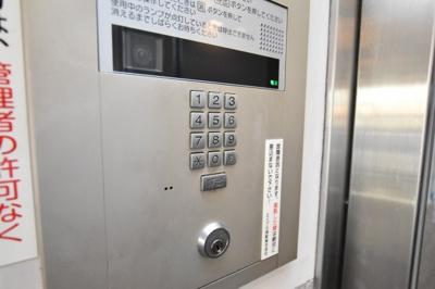 【セキュリティ】日本橋コゥジィアパートメント