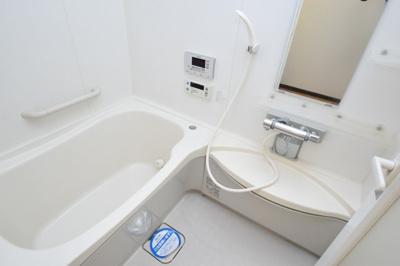 【浴室】日本橋コゥジィアパートメント