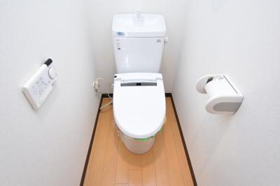 【トイレ】日本橋コゥジィアパートメント