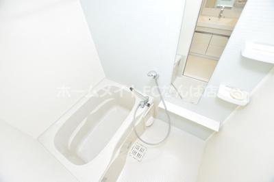 【浴室】ワールドアイ難波南ミラージュ