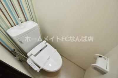 【トイレ】ウエンズ東心斎橋