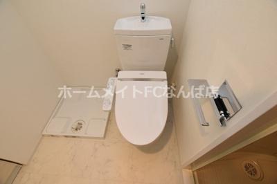 【トイレ】アドバンス大阪ルーチェ