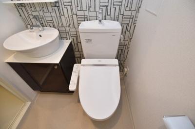 【トイレ】エスリード福島シティグランツ