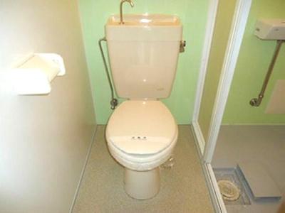 【トイレ】ガーデンフィールド