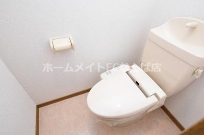 【トイレ】ロワ・リオン上町
