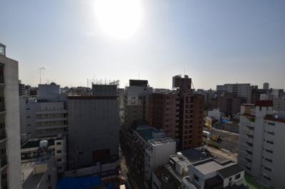【展望】プレサンス難波クチュール