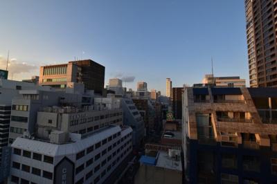 【展望】プレサンス堺筋本町駅前シェル