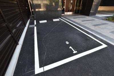 【駐車場】プレサンス堺筋本町駅前シェル