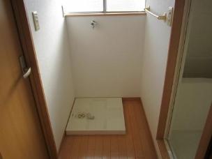 【洗面所】萩村アパート