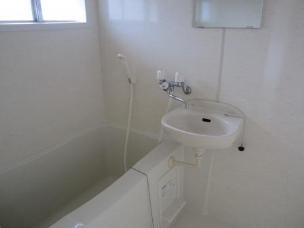 【浴室】萩村アパート