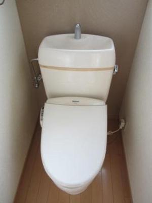 【トイレ】萩村アパート