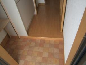 【玄関】萩村アパート