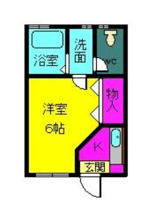 萩村アパート