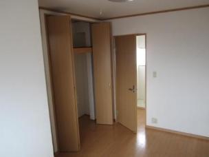 【寝室】萩村アパート