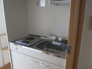 【キッチン】萩村アパート