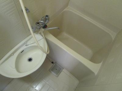 【浴室】ジュネスシャトー11