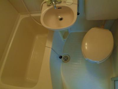 【トイレ】ベルコラージュ