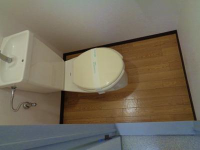 【トイレ】アネックス西今川