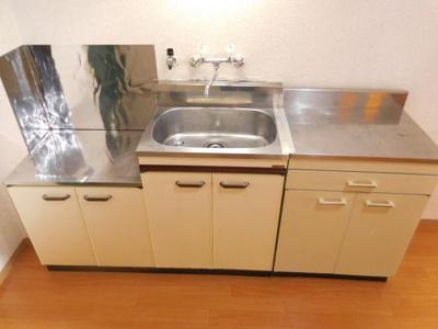 【キッチン】ハイツ88