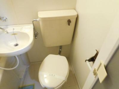 【トイレ】ハイツ88