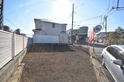 【外観】MLH湘南台1棟 建築条件付き土地(売地)