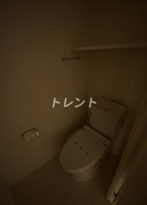 【トイレ】芝浦ベイヒルズ