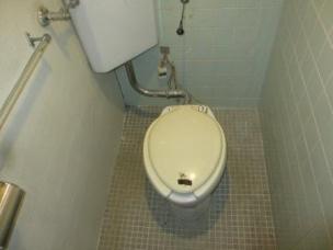 【トイレ】河村貸家
