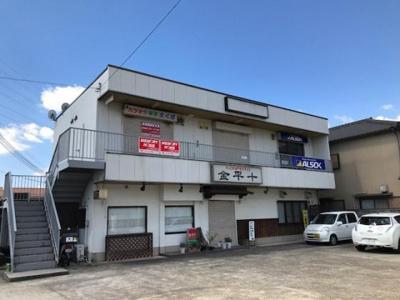 【外観】廣井テナント