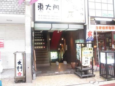 【外観】天理駅前第2ビル
