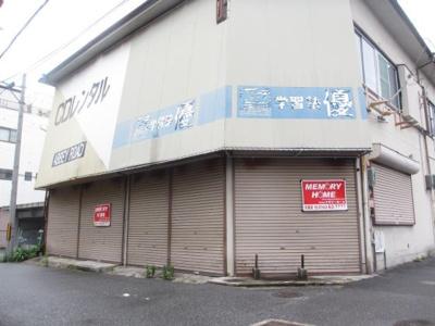 【外観】大一電化社川原城テナント