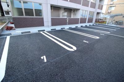 【駐車場】クレシア永畑・壱番館